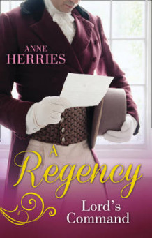 A Regency Lord's Command av Anne Herries (Heftet)