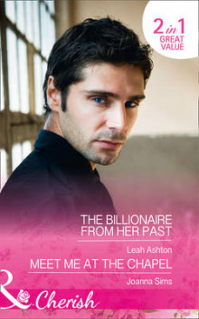 The Billionaire from Her Past av Leah Ashton og Joanna Sims (Heftet)