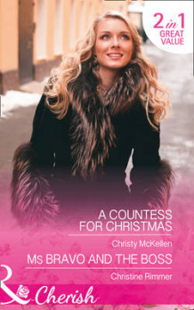 A Countess for Christmas av Christy McKellen og Christine Rimmer (Heftet)