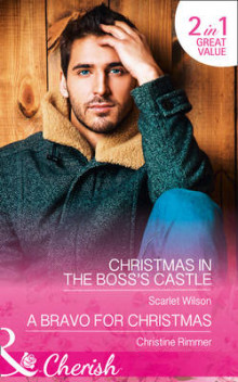 Christmas in the Boss's Castle av Scarlet Wilson og Christine Rimmer (Heftet)