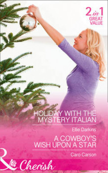 Holiday with the Mystery Italian av Ellie Darkins og Caro Carson (Heftet)