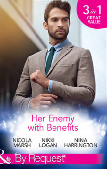Her Enemy with Benefits av Nicola Marsh, Nikki Logan og Nina Harrington (Heftet)