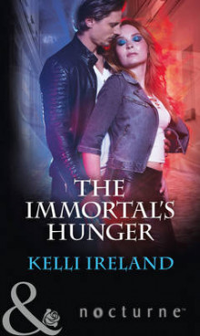 The Immortal's Hunger av Kelli Ireland (Heftet)