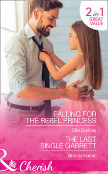 Falling For The Rebel Princess av Ellie Darkins og Brenda Harlen (Heftet)
