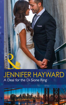A Deal for the Di Sione Ring (the Billionaire's Legacy, Book 7) av Jennifer Hayward (Heftet)