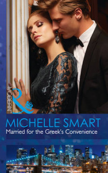 Married for the Greek's Convenience (Brides for Billionaires, Book 4) av Michelle Smart (Heftet)