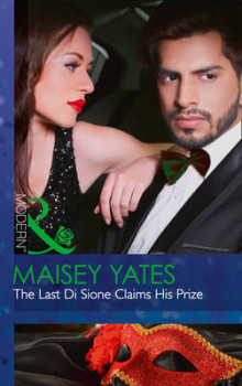 The Last DI Sione Claims His Prize (the Billionaire's Legacy, Book 8) av Maisey Yates (Heftet)