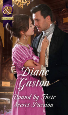 Bound by Their Secret Passion av Diane Gaston (Heftet)