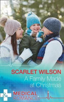 A Family Made At Christmas av Scarlet Wilson (Heftet)