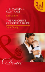 The Marriage Contract av Kat Cantrell og Sara Orwig (Heftet)