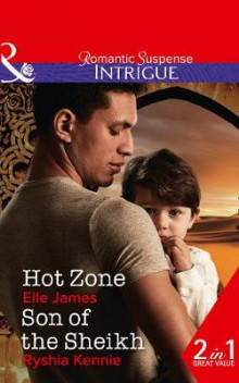 Hot Zone: Desert Justice Book 3 av Elle James og Ryshia Kennie (Heftet)
