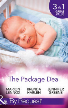 The Package Deal av Marion Lennox, Brenda Harlen og Jennifer Greene (Heftet)