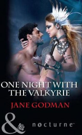 Omslag - One Night With The Valkyrie