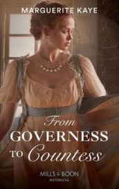 From Governess To Countess av Marguerite Kaye (Heftet)