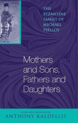 Omslag - Mothers and Sons, Fathers and Daughters