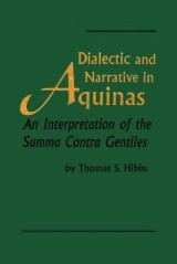 Omslag - Dialectic and Narrative in Aquinas
