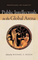 Omslag - Public Intellectuals in the Global Arena
