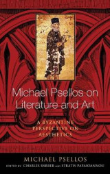 Omslag - Michael Psellos on Literature and Art