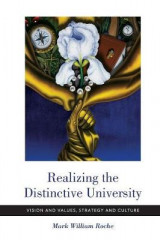 Omslag - Realizing the Distinctive University