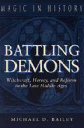 Battling Demons av Michael D. Bailey (Heftet)
