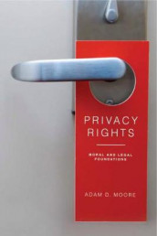 Privacy Rights av Adam Daniel Moore (Heftet)