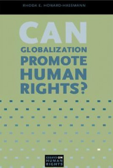 Can Globalization Promote Human Rights? av Rhoda E. Howard-Hassmann (Heftet)