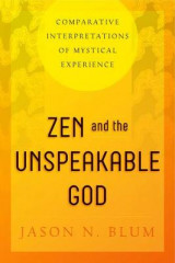 Omslag - Zen and the Unspeakable God