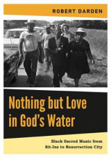 Omslag - Nothing But Love in God's Water
