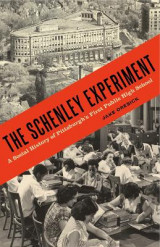 Omslag - The Schenley Experiment
