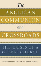 Omslag - The Anglican Communion at a Crossroads