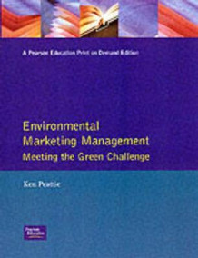 Environmental Marketing Management av Ken Peattie (Heftet)