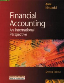 Financial Accounting av Arne Kinserdal (Heftet)