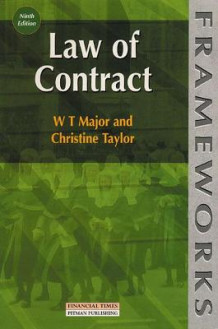 Law of Contract av W.T. Major og Christine Taylor (Heftet)