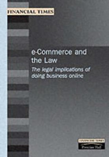 E-Commerce and the Law av Andrew P. Sparrow (Heftet)