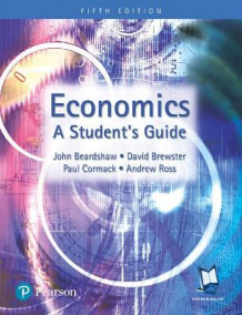 Economics av John Beardshaw, David Brewster, Paul Cormack og Andy Ross (Heftet)