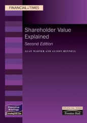 Shareholder Value Explained av Allison Hennell og Alan Warner (Heftet)