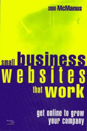 Small Business Websites that Work av Sean McManus (Heftet)