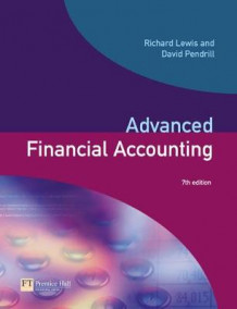 Advanced Financial Accounting av Richard Lewis, David Pendrill og David S. Simon (Heftet)
