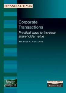 Corporate Transactions av Richard Westcott (Heftet)