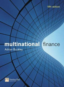 Multinational Finance av Adrian Buckley (Heftet)