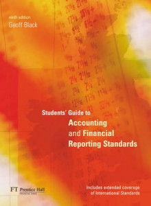 Students' Guide to Accounting and Financial Reporting Standards 2003-2004 av Geoff Black (Heftet)