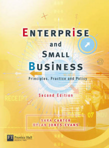 Enterprise and Small Business av Sara Carter og Dylan Jones-Evans (Heftet)