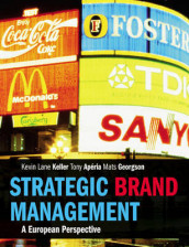 Strategic Brand Management av Tony Aperia, Mats Georgson og Kevin Lane Keller (Heftet)