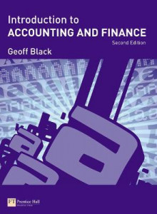 Introduction to Accounting and Finance av Geoff Black (Heftet)
