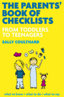 The Parents' Book of Checklists av Sally Coulthard (Heftet)