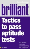 Brilliant Tactics to Pass Aptitude Tests av Susan Hodgson (Heftet)