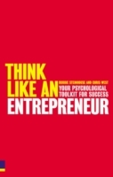 Think Like An Entrepreneur av Chris West og Robbie Steinhouse (Heftet)