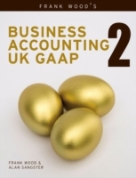 Business Accounting UK GAAP Volume 2 av Alan Sangster og Frank Wood (Heftet)