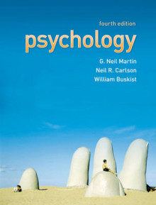 Psychology plus MyPsychLab av Martin (Heftet)