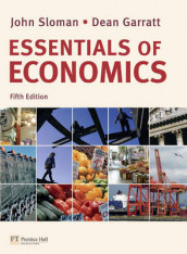 Essentials of Economics with MyEconLab av Dean Garratt og John Sloman (Blandet mediaprodukt)